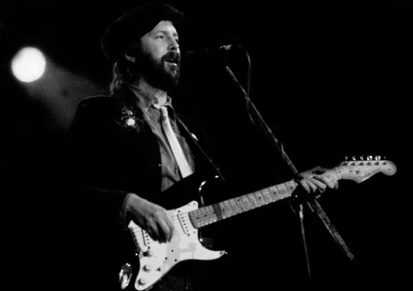 Eric Clapton - Foto: Monosnaps - Flickr - (CC BY-SA 2.0)