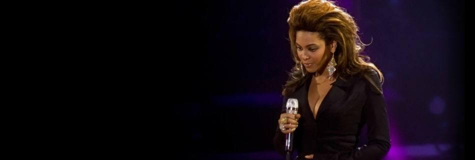 Beyoncé - Foto: Noemi Nuñez - (Bron: Wikimedia Commons)