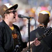 Fall Out Boy's Patrick Stump - Foto: apardavila - Wikimedia Commons