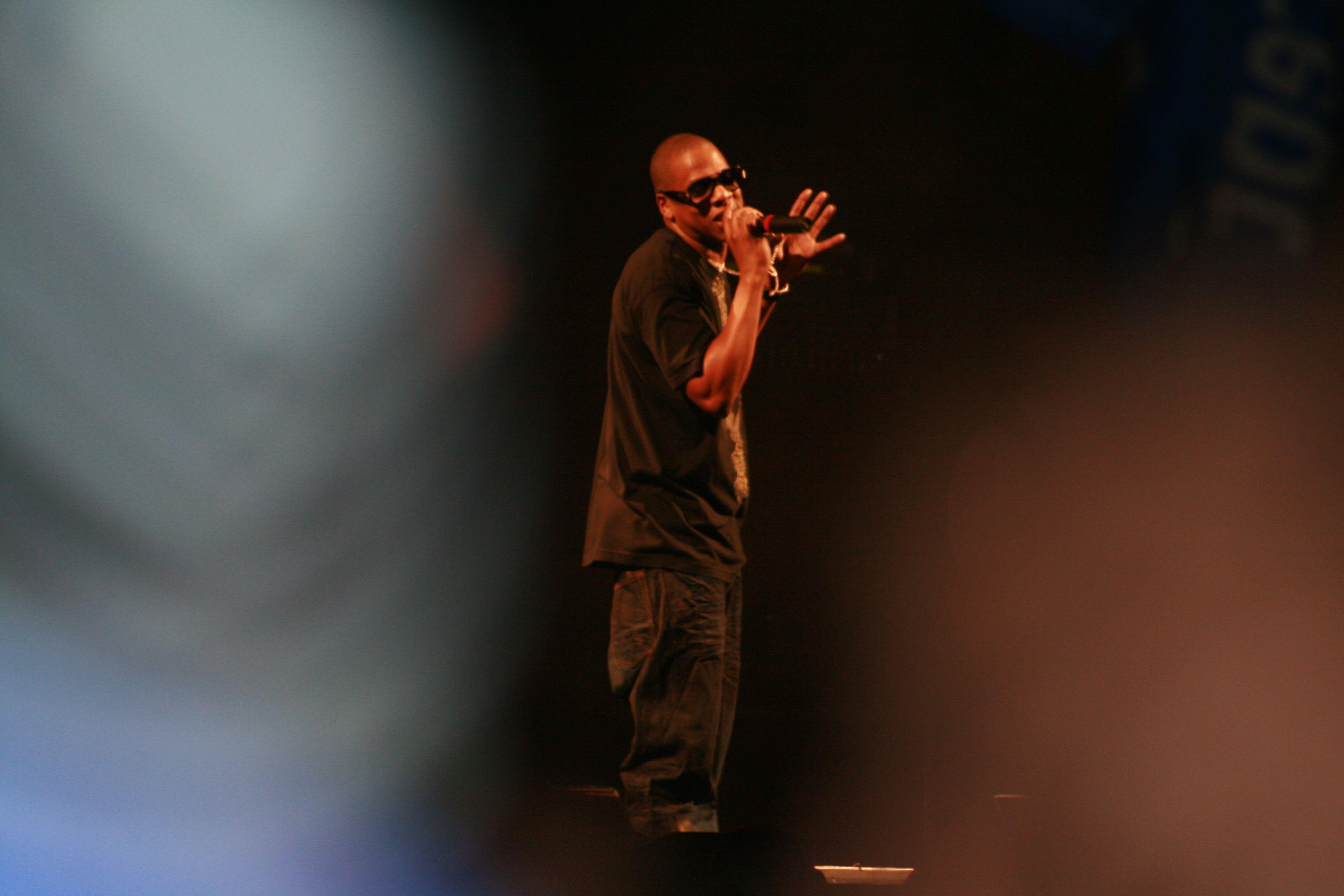 Jay-Z - Foto: Nealwhitehousepiper - (Bron: Wikimedia Commons)