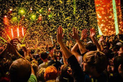Rock Werchter - Fotocredits: Visitflanders - Bron: Flickr