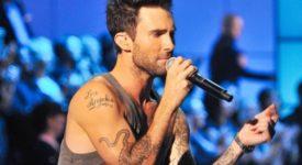 Adam Levine (Maroon 5) - Foto: Wikimedia Commons - Flickr