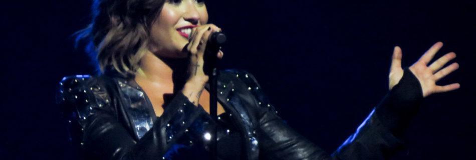 Demi Lovato - Foto: Jennifer Zambrano - (Bron: Wikimedia Commons)