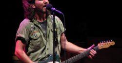 Eddie Vedder (Pearl Jam) - Foto: Mick Arieta - Bron: Flickr