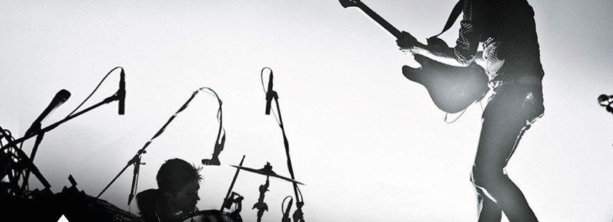 Franz Ferdinand - Welcome to The Village (persfoto)