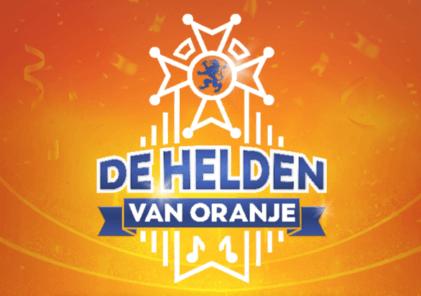 Helden van Oranje (persbericht)