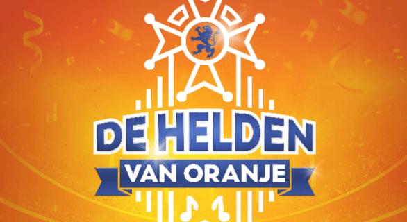 Logo: Helden van Oranje (persbericht)