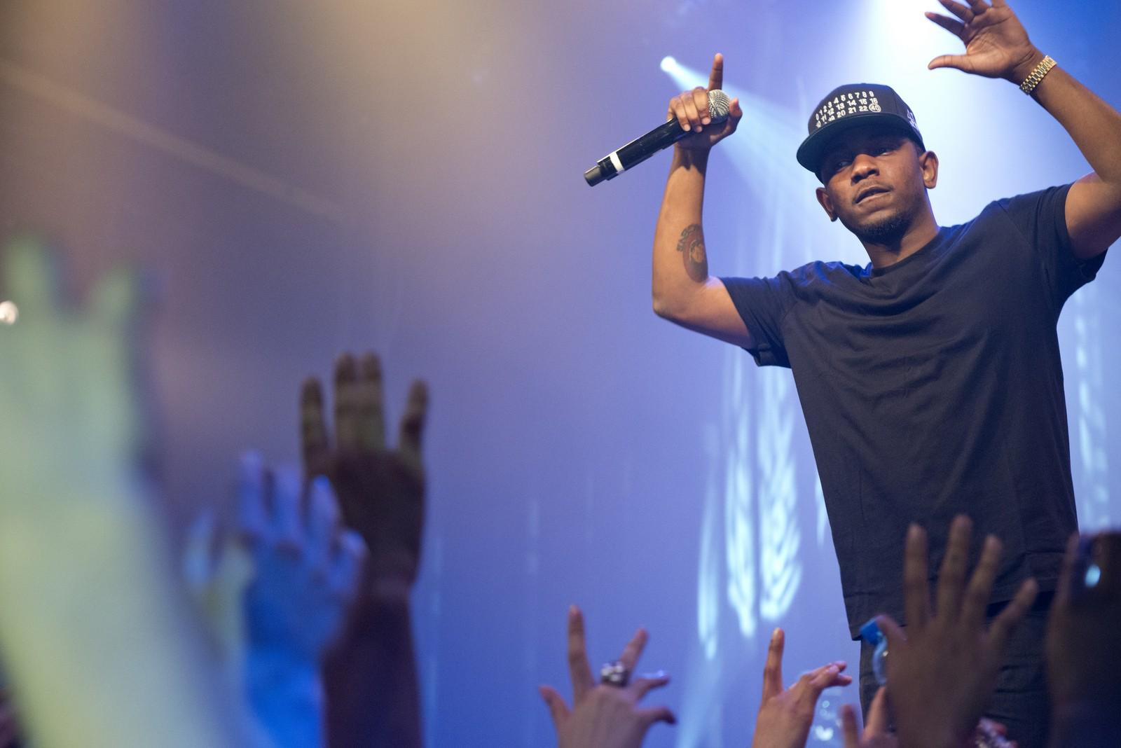 Kendrick Lamar - Foto: Merlijn Hoek - (Bron: Wikimedia Commons)