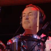 Nick Mason (Pink Floyd) - YouTube screenshot