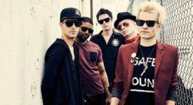 Sum 41 - Persfoto Hopeless Records -