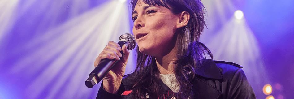 Wende Snijders - Foto Oscar Anjewierden (CC Flickr) (CC BY-ND 2.0)