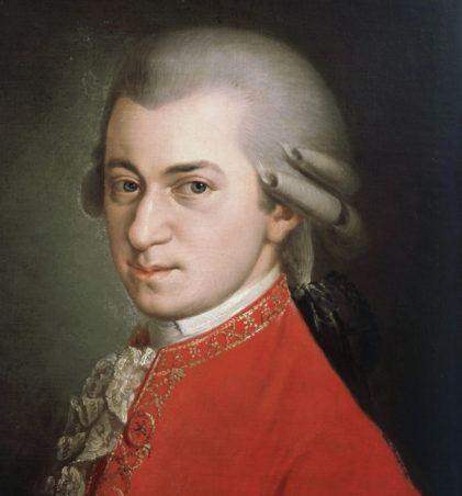 Wolfgang Amadeus Mozart ADHD - Credits Wikimedia Commons