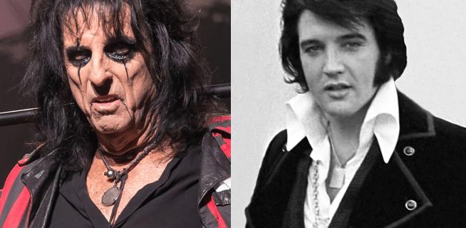 Alice Cooper, Elvis Presley (eigen creatie) - Wikimedia Commons