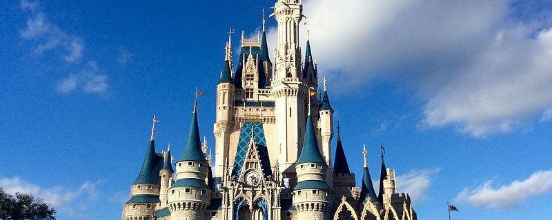 Disney kasteel - Foto Jedi94 (wikimedia)