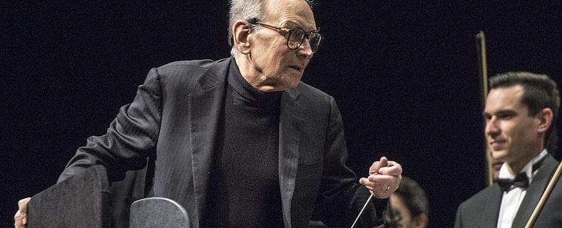 Ennio Morricone - Foto Sven-Sebastian Sajak - Wikimedia Commons (CC BY-SA 3.0)