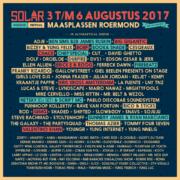 Solar Weekend - (Bron: persbericht MyNewsDesk)