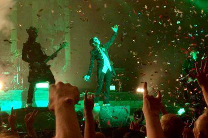 Ghost in AFAS Live - Foto: Robin de Roode