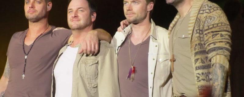 Boyzone - foto: Loveuely - bron: wikimedia Commons