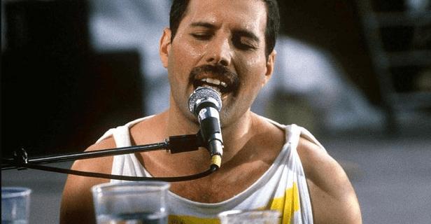 Mercury Rising, Freddie Mercury (Queen) - Foto a a (Flickr (CC BY-SA 2.0)