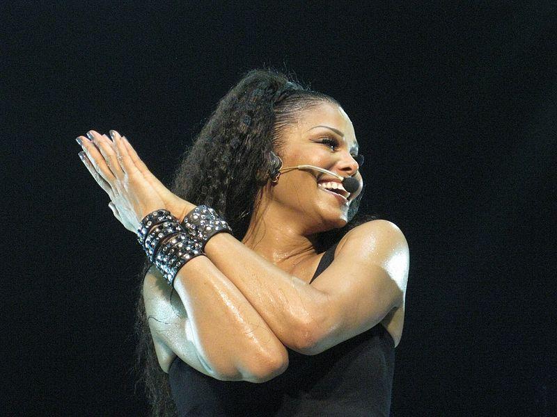 Janet Jackson - Foto Amy Leiton (Wikimedia Commons)