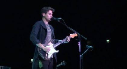 John Mayer live in de Ziggo Dome 2017 - Fotocredits: Djuna Vaesen