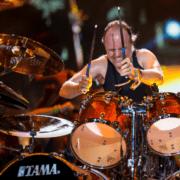 Lars Ulrich (Metallica) - Foto Ralph Arvesen (Flickr) (CC BY 2.0)