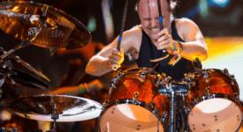 Lars Ulrich (Metallica) - Foto Ralph Arvesen (Flickr)