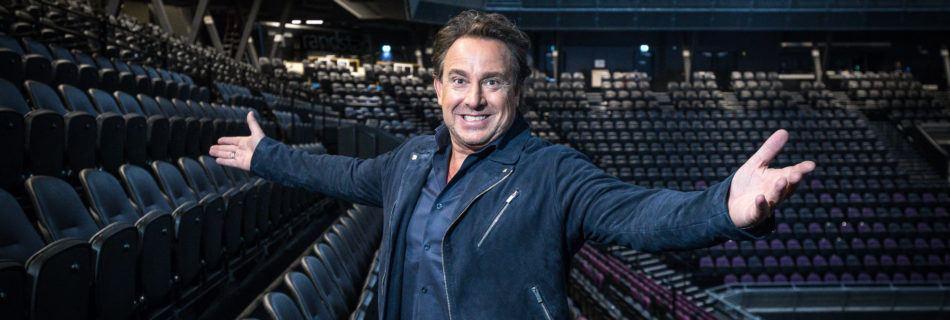NIET GEBRUIKEN IN ANDERE BERICHTEN! Marco Borsato in de Ziggo Dome - Fotocredits: Marco van der Laan - Bron: Persbericht Ziggo Dome