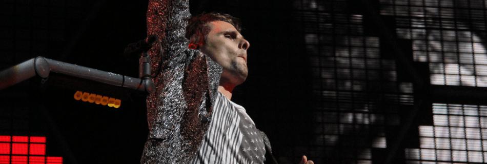 Muse (Matt Bellamy) - Foto Danisabella (Flickr)