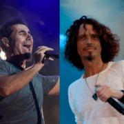 Serj Tankian & Chris Cornell - Foto Vladimir Petkov & Possan - Wikimedia Commons