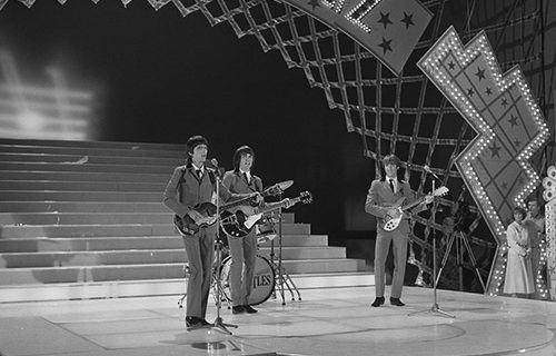 The Bootleg Beatles - Bron: Wikimedia - Auteur: AVROTROS (Wikimedia, CC BY-SA 3.0 NL)