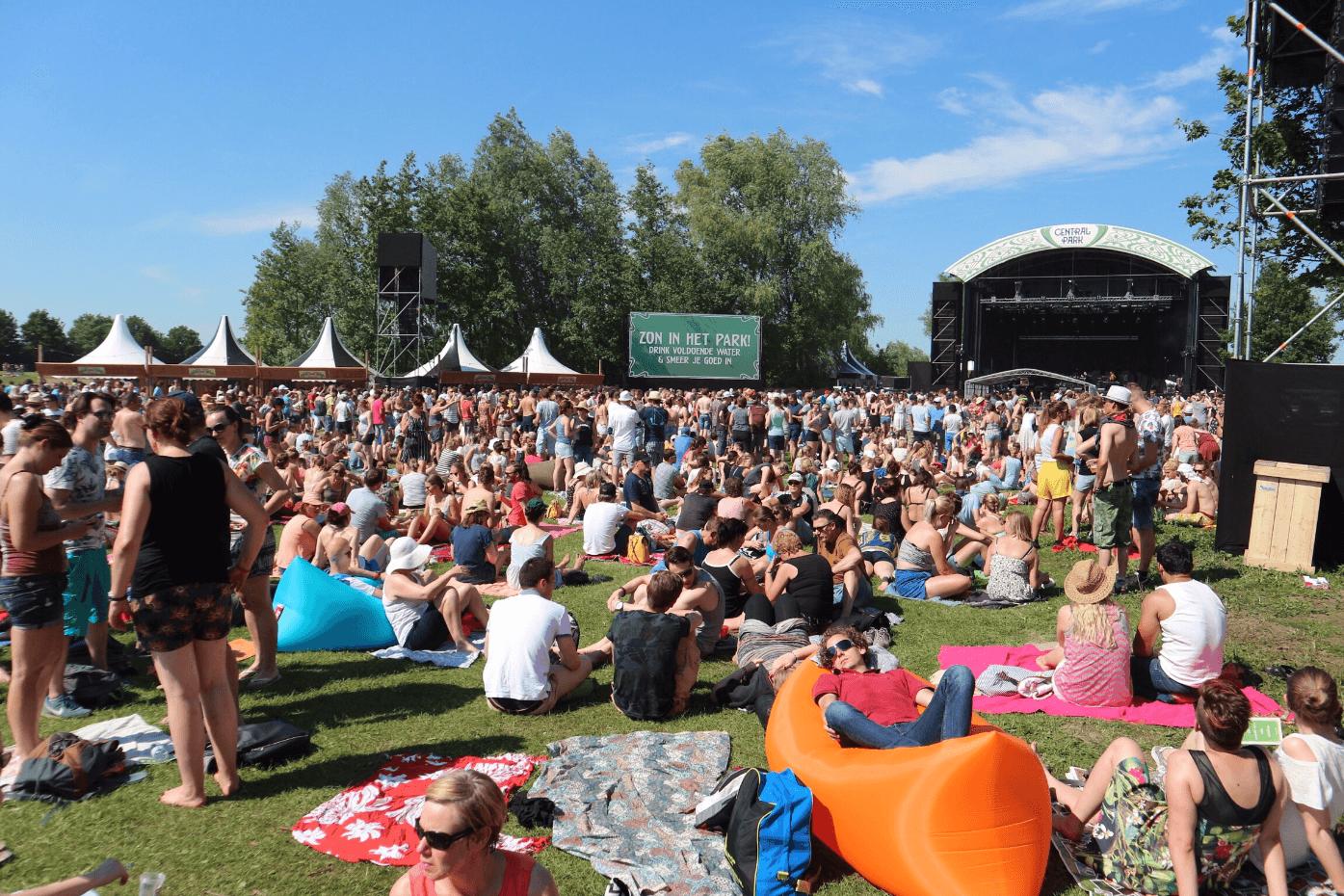 Eerste Editie Central Park Festival Warm Druk Maar Absoluut Succesvol