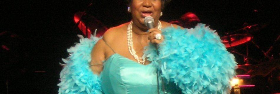 Aretha Franklin - Fotocredits: Ryan Arrowsmith - Bron: Wikimedia