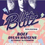 Blitz festival poster (mail Sam Reneerkens)