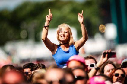 Fijne sfeer tijdens Pinkpop 2017 - Fotocredits Bart Heemskerk