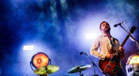 Kings Of Leon tijdens Pinkpop 2017 - Fotocredits: Bart Heemskerk