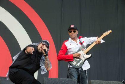 Prophets of Rage tijdens Pinkpop 2017 - Fotocredits: Rene Bradwolff
