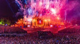 Tomorrowland Festival - Bron: Wikimedia - Author: Anosov1505