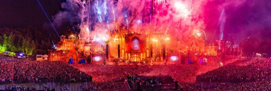 festivals, Tomorrowland Festival - Bron: Wikimedia - Author: Anosov1505