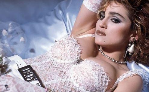 Top 10 eerste keer seks, Albumcover: Madonna - Lika a Virgin - Top 10 eerste keer seks