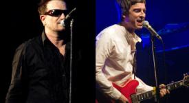 Bono (U2) & Noel Gallagher - eigen creatie
