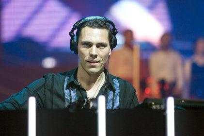 DJ Tiesto - Fotocredits Patrick Savalle - Wikimedia Commons