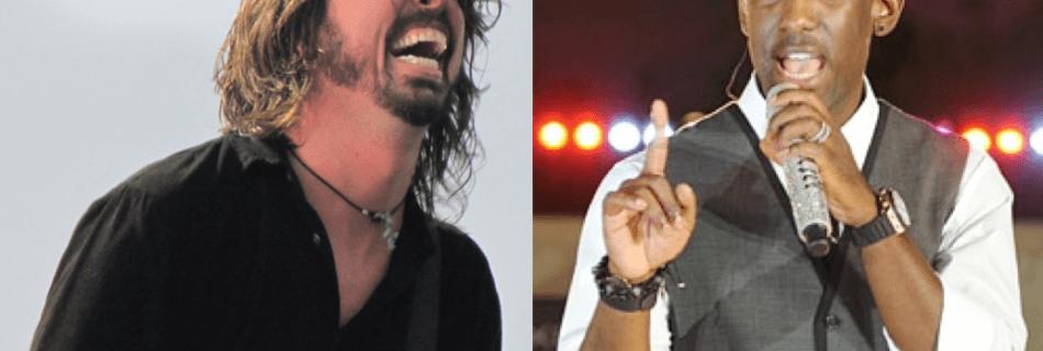 Dave Grohl (Foo Fighters) & Shawn Stockman (Boyz II Men) - Eigen creatie
