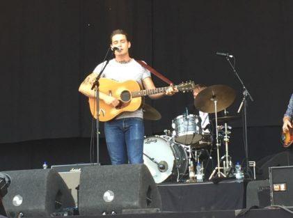 Douwe Bob op ParkCity Live - Foto: Sam Reneerkens