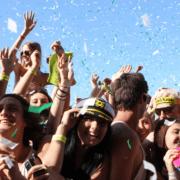 Mundial festival, Festival concert publiek - Foto Eva Rinaldi (Flickr) (CC BY-SA 2.0)