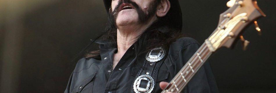 Lemmy Kilmister (Motörhead) - Foto Rama - Wikimedia Commons - Motorhead