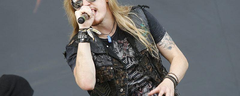 Marc Hudson (DragonForce) - Foto Sven-Sebasyian Sajak (WikiMedia)