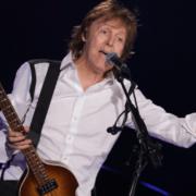 Paul McCartney - Foto: Jimmy Baikovicius (Flickr, license CC BY-SA 2.0) verkleind