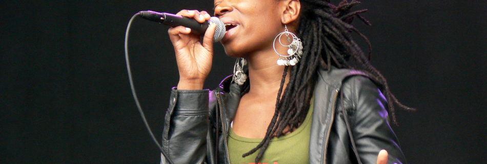 Sabrina Starke - Fotograaf: Maarten van Maanen - Wikimedia Commons