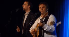 The SImon & Garfunkel Revival Band (YouTube)